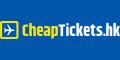 Cheaptickets voucher codes HK